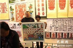 金香莲·北京十六届艺术博览会(现场成交)