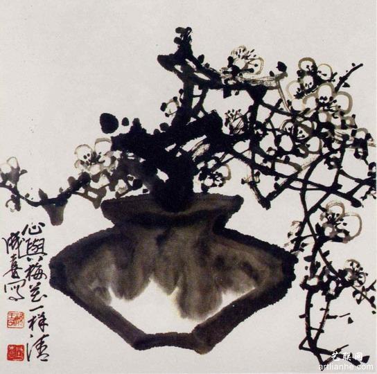 王成喜国画作品赏析4