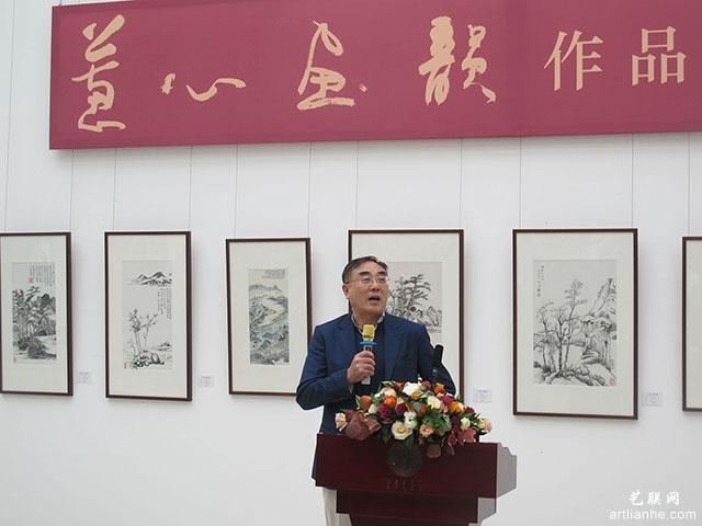 6中国政法大学商学院院长,教授,博士生导师刘纪鹏致辞.jpg